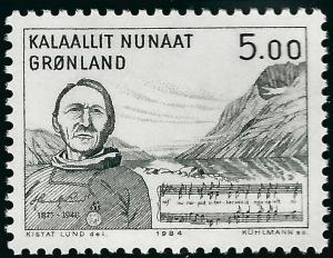 Greenland Scott #159 VF MNH...Nice!