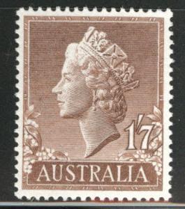 Australia Scott 301 MH* QE2