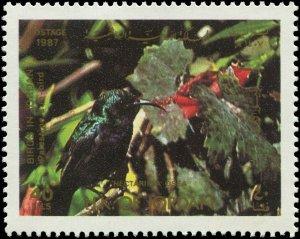 Jordan 1987 Sc 1286 Birds Sunbird
