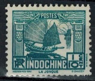 Indochina - Scott 143 MH