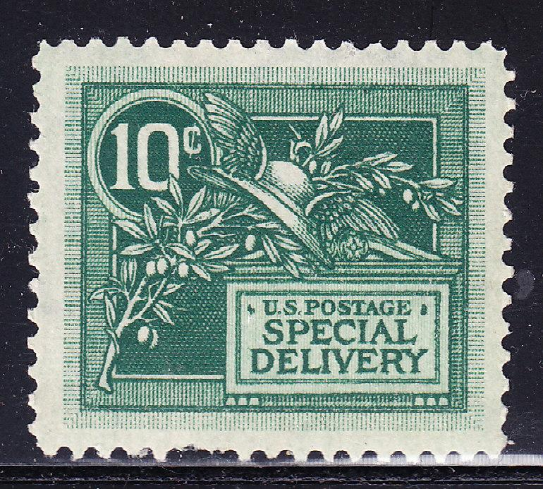 United States 1908 Special Delivery NH(**)  F/VF  Nr.E7
