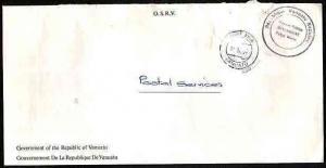 NEW HEBRIDES VANUATU 1992 Offical cover ex Vila : Public Works frank.......33631