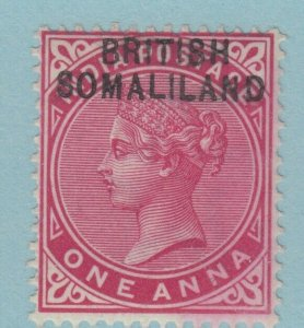 SOMALILAND PROTECTORATE 2  MINT HINGED OG * NO FAULTS VERY FINE!