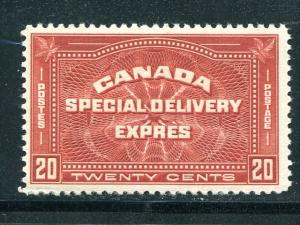 Canada #E4   Mint VF NH