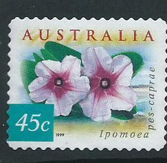 Australia SG 1856 VFU  self adhesive