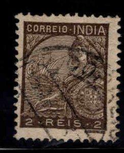 Portuguese India Scott 425 Used stamp