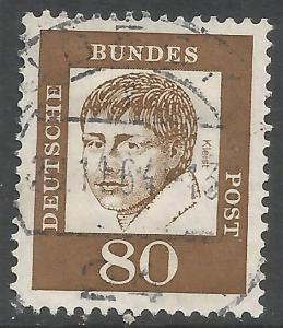 GERMANY 836 VFU C961-2
