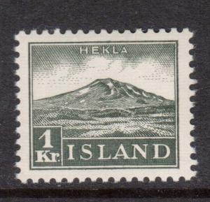 Iceland #194 VF/NH