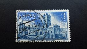 Spain 1971 Cathedrals Used