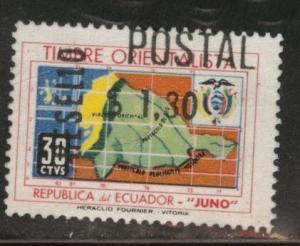 Ecuador Scott 781 used stamp