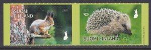 Finland, Fauna, Animals MNH / 2020
