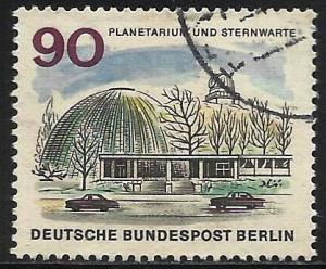 Germany Allied Occ Berlin 1966 Scott# 9N232 Used