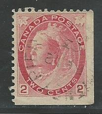 Canada 77bs   Used 1900   PD