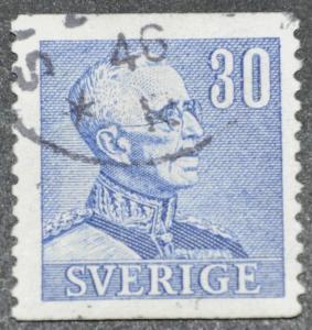 DYNAMITE Stamps: Sweden Scott #305 – USED