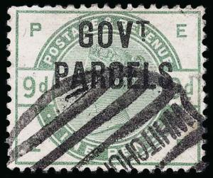 Great Britain Scott O29 Gibbons O63 Used Stamp