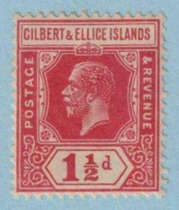 GILBERT & ELLICE ISLANDS 29  MINT HINGED OG * NO FAULTS EXTRA FINE!