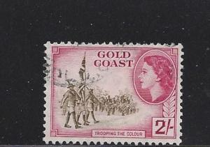 Gold Coast, 157, Trooping the Colors, Single, Used