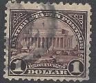 United States Scott # 571 Used