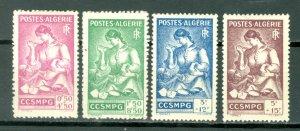 ALGERIA  SEMI-POSTAL #B39-42...SET...MINT...$4.00