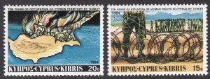 CYPRUS SCOTT 631-632