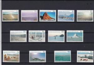 australian antarctic territory mint never hinged  stamps ref r12565