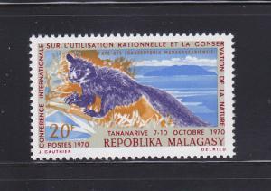 Malagasy Republic 450 Set MNH Animal