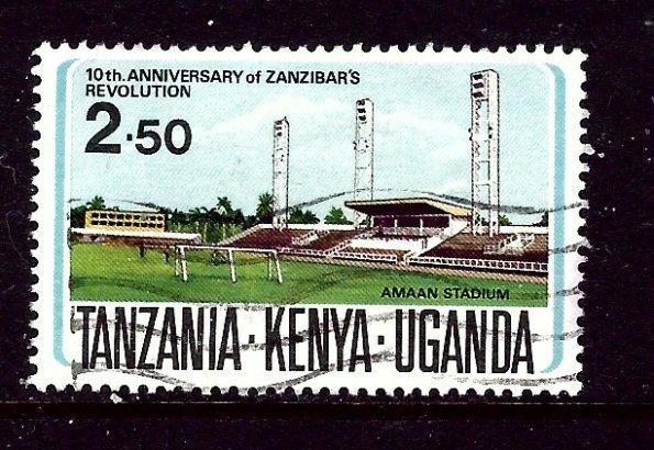 Kenya UT 283 Used 1974 issue    (ap4302)