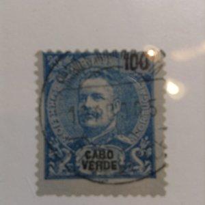 Cape Verde # 50  Used
