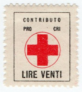 (I.B-CKK) Italy Cinderella : Red Cross Fund 20L