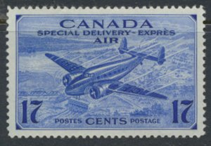 Canada  SG S14 MVLH AIR Special Delivery War Effort SC# CE2   see detail and ...