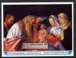 Grenada 1575 MNH Christmas, Art