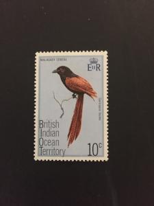 British Indian Ocean Territory #64*