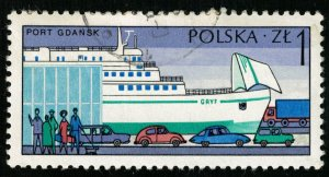 Port Gdansk, 1 ZL, Ship (T-6438)