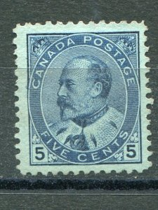 Canada #91  Unused  VF- Lakeshore Philatelics