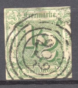 Thurn & Taxis, 1859 Michel # 14, Scott Northern District # 9, used,