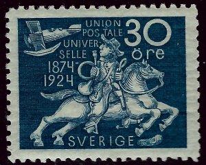 Sweden^ SC#218 Mint VF SCV $26..Fill a Value spot!