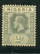 Nigeria #3 Mint  (box1)