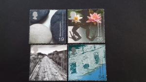 Great Britain 2000 Water and Coast Mint