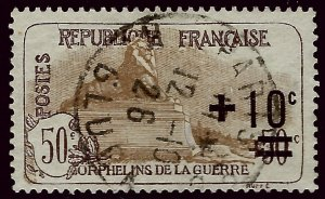 France SC B17 Used F-VF hr...Highly Collectible!!