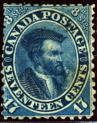 Canada #19 Used