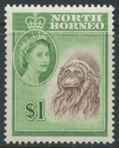 North Borneo  SG 403  SC# 292  MLH   see scans  and details