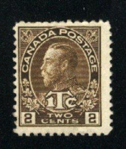 Canada #MR4    u    1916 PD