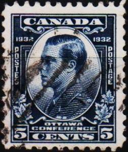 Canada. 1932 5c S.G.316 Fine Used