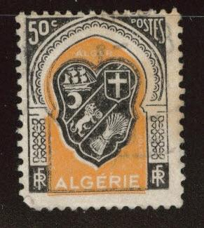 ALGERIA Scott 211 Used stamp