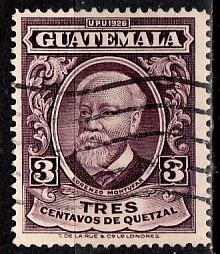 Guatemala 1929 SG. 230 used (8023)