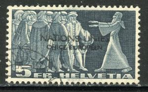 Switzerland # 7o19, Used