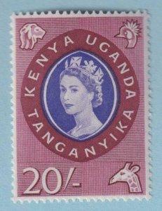 KENYA UGANDA TANGANYIKA 135  MINT NEVER HINGED OG * NO FAULTS VERY FINE!