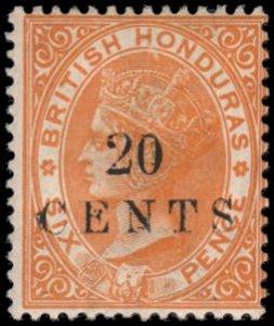 British Honduras 24 mlh
