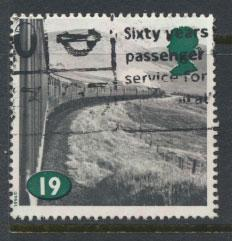 Great Britain SG 1795  Used  - Age of Steam Railways