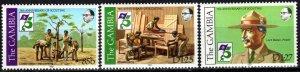 Gambia #440-2 MNH CV $7.50 (X3540)